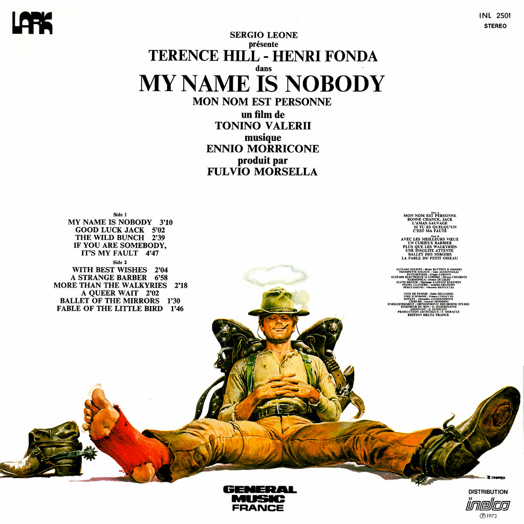 Ennio Morricone - My Name Is Nobody