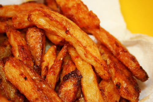 Meilleures frites au four vraiment gourmetronik - Frites pour friteuse au four ...