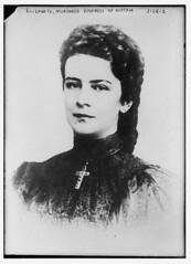 Elizabeth -- Murdered Empress of Austria  (LOC)
