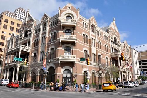 Driskill Hotel Austin TX