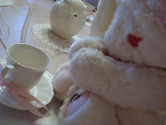Tea for Mr. Milk