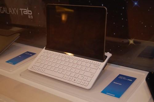 """Samsung Galaxy Tab 8.9"""" Dock"""