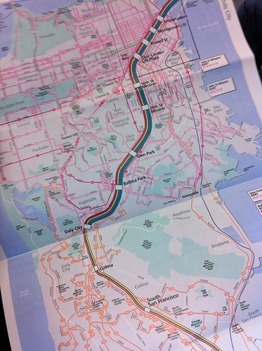 Bart Map