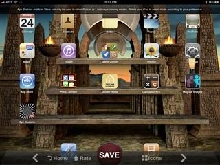 icon shelves