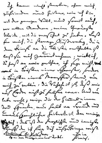 Kleists Abschiesbrief by keiner4