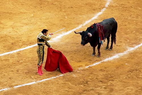Corrida De Toros / Spain, Valencia