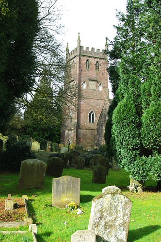 20110227-15_St Briavels Church in St Briavels Village by gary.hadden