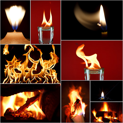 The Flame Series
