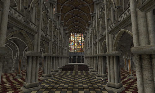 Abel Dreamscape's Cathedral