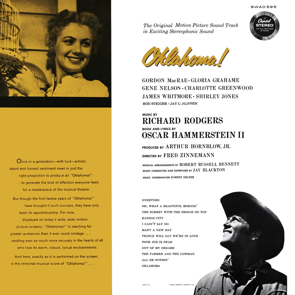 Richard Rodgers - Oklahoma