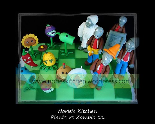 Norie's Kitchen - Plants vs Zombies 11