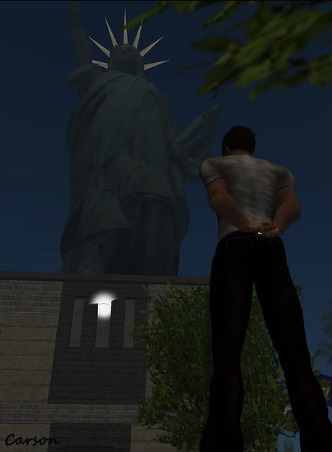 Visiting Liberty