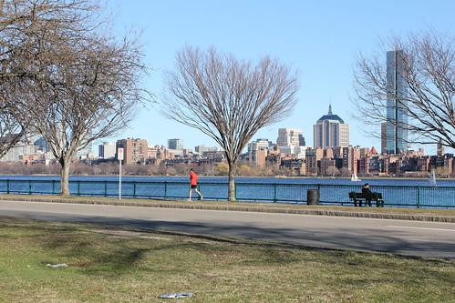 Walk from Boston to Cambridge