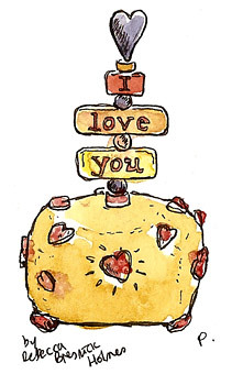 'i love you' by rb holmes