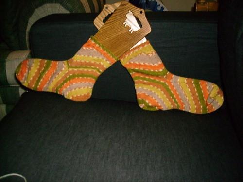 Divergent Socks (SISC2011 - 2)