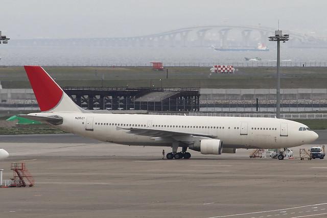 A300-600R(N2621) former JAL JA8377