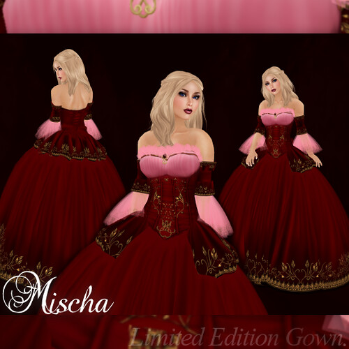 Mischa - Gown - Limited Edition