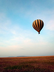 Serengeti Hot Air Balloon Ride - Serengeti Nat...