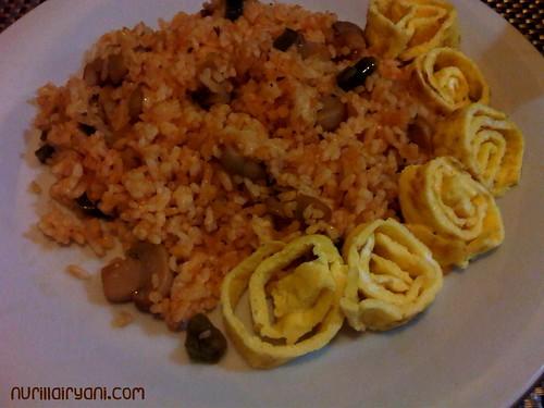 nasi goreng italy