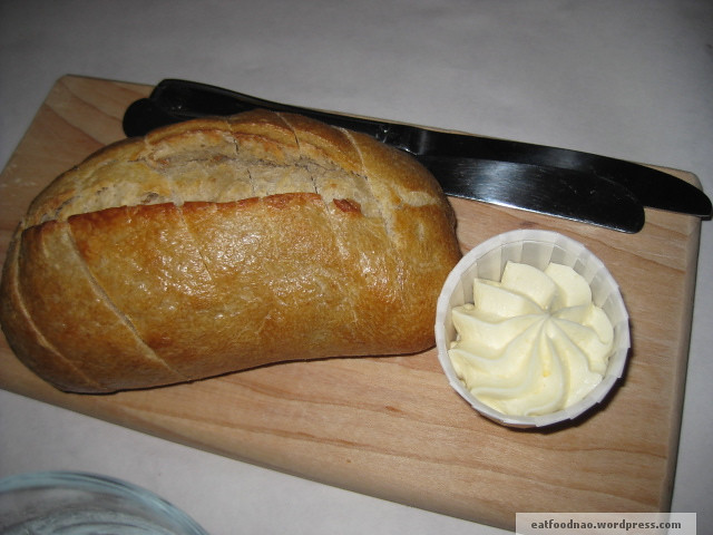 Bread, butter