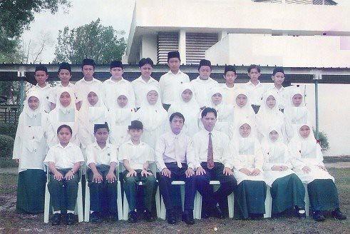 School Photo: Form 1M (1997)