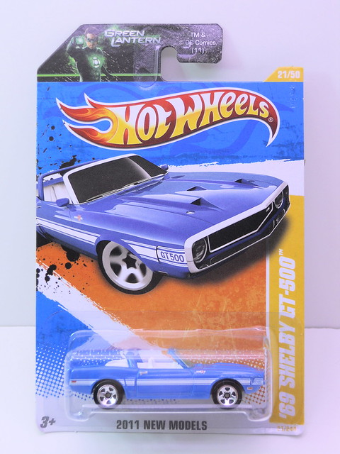 hot wheels '69  shelby gt-500 blue (1)