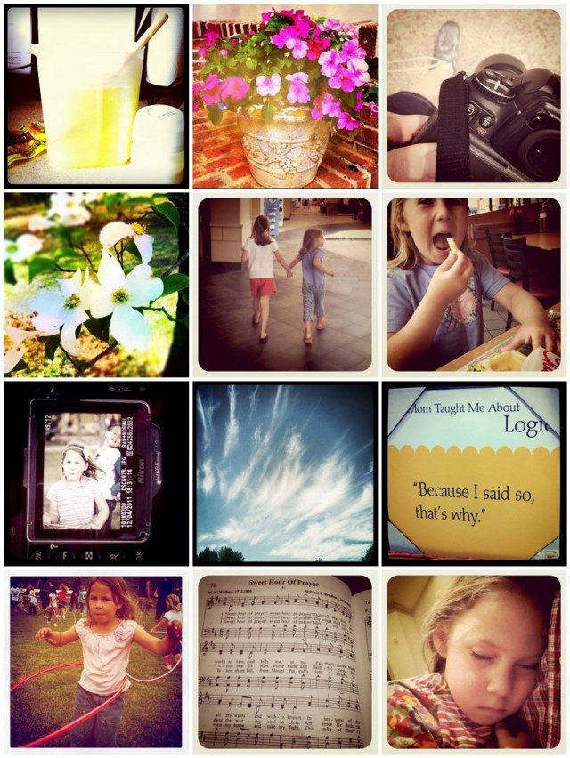 Camera Phone Collage Week #8
