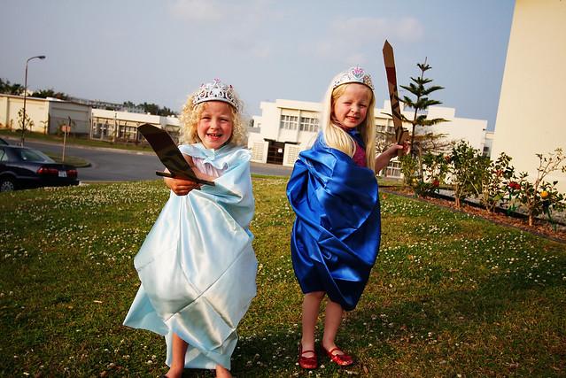 Narnia Cate & Meg