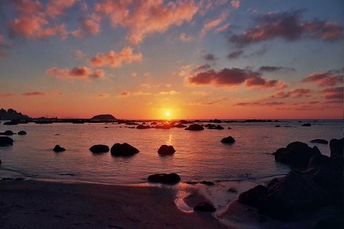 Algarrobo, Océano Pacífico by Hesperetusa