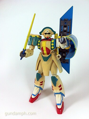 Old G-Series Gundams 1994 (13)