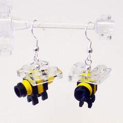 Bee Earrings 4