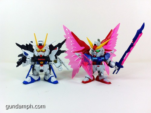 pics SD Strike Freedom Gundam (6)