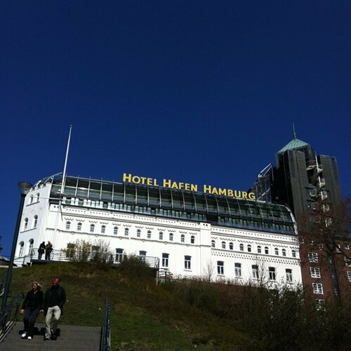 โรงแรม Hafen Hamburg