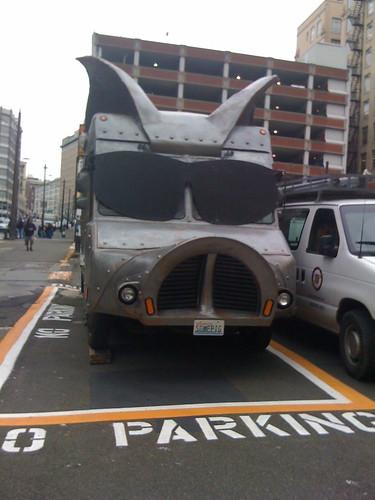 Pig Truck Seattle by DRheins
