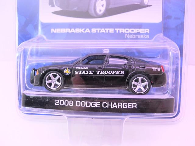 greenlight hot pursuit 2008 dodge charger nebraska state trooper (2)