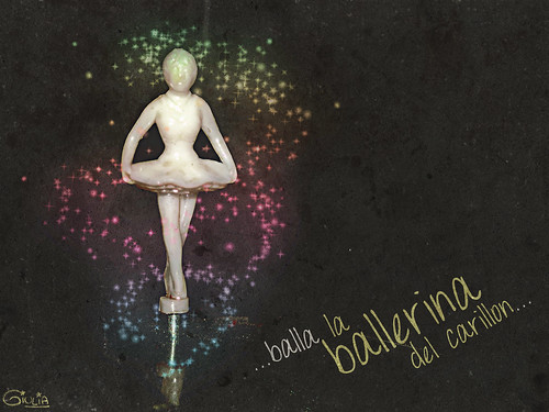 La ballerina del carillon by Kahlan_♥