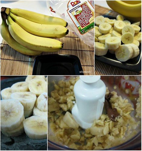 1-ingredient banana ice cream