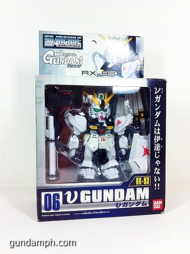 SD Archive Nu Gundam (2)
