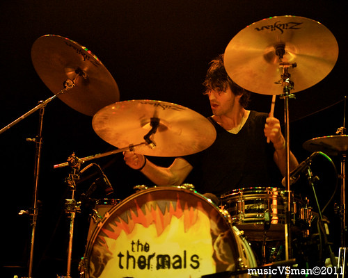 The Thermals @ The Pageant