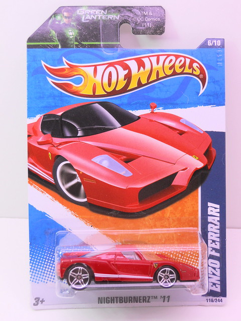 hot wheels enzo ferrari red (1)