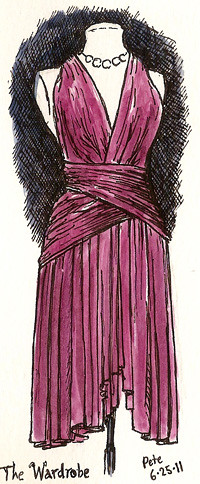 wardrobe dress