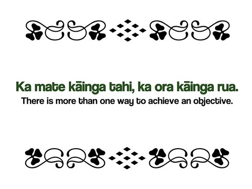 Maori Language Week 2011 (1/3)