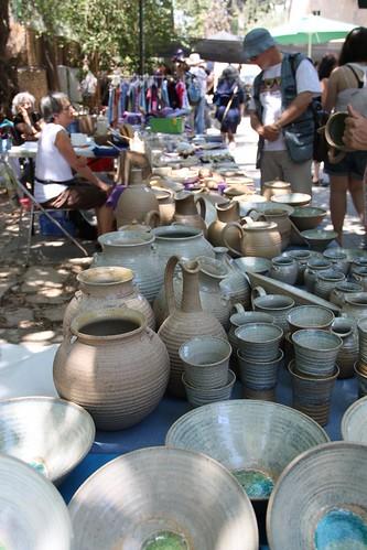 Farmer's Market, Emek Refaim