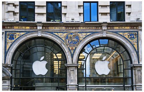 Apple Store in Soho