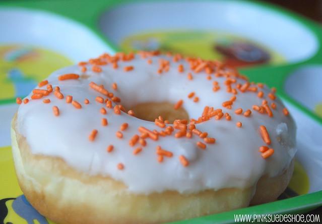 Creamie's doughnut
