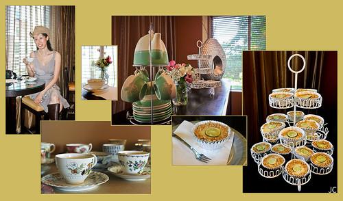 Bridal Shower Afternoon Tea