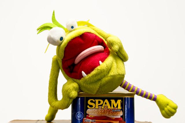 Spam Monster