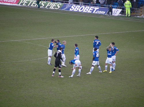 Cardiff City v Coventry City