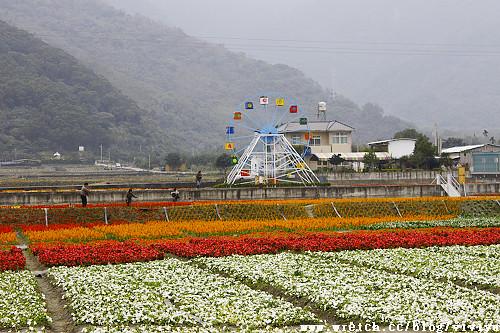 [旅遊.台東]愛上關山~幸福遊樂園&關山臭豆腐 @VIVIYU小世界