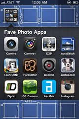 my favorite iPhone camera apps